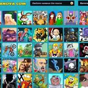 Игры онлайн группа в Моем Мире.